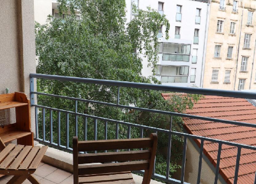 Appartement à louer 16.38m2 à Lyon 7