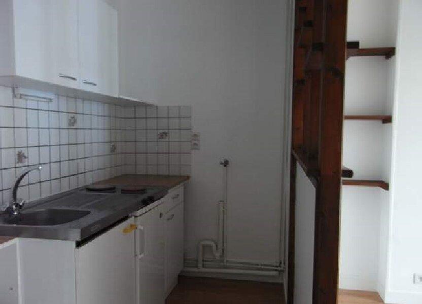 Appartement à louer 37.47m2 à Pont-Audemer