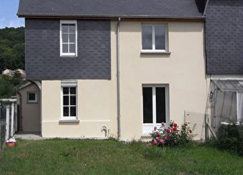 Maison à louer 76.66m2 à Pont-Audemer