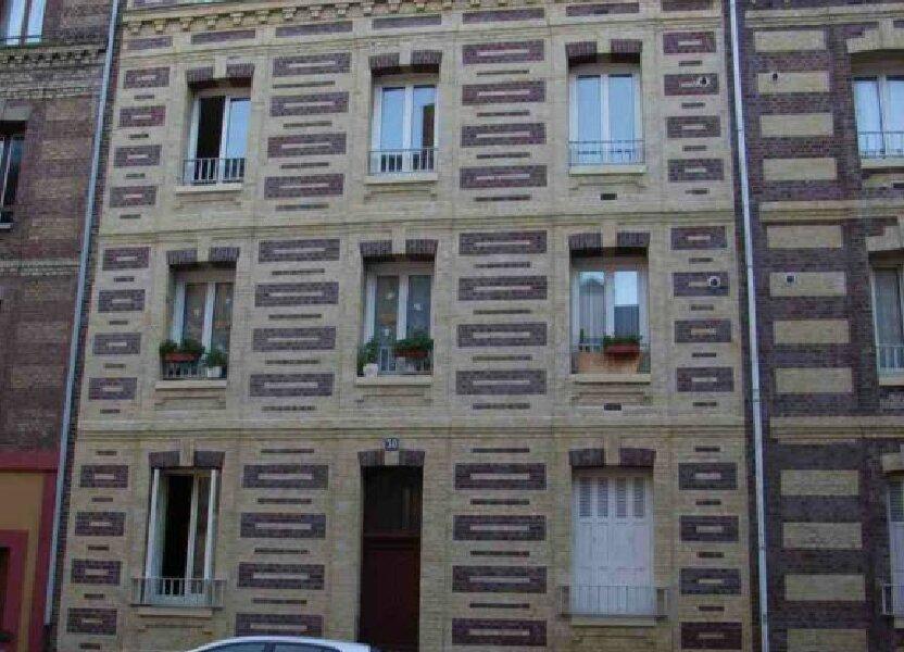 Appartement à louer 58.53m2 à Le Havre