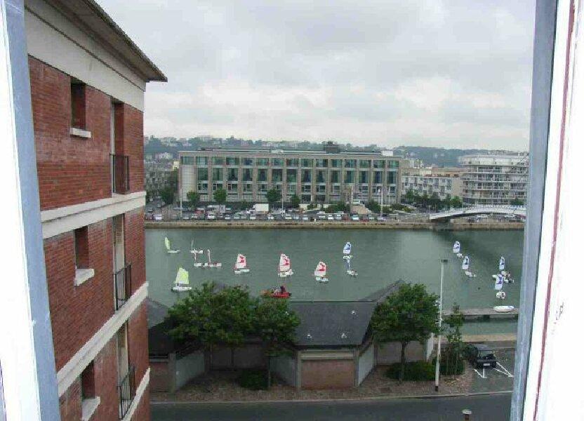 Appartement à louer 23.73m2 à Le Havre