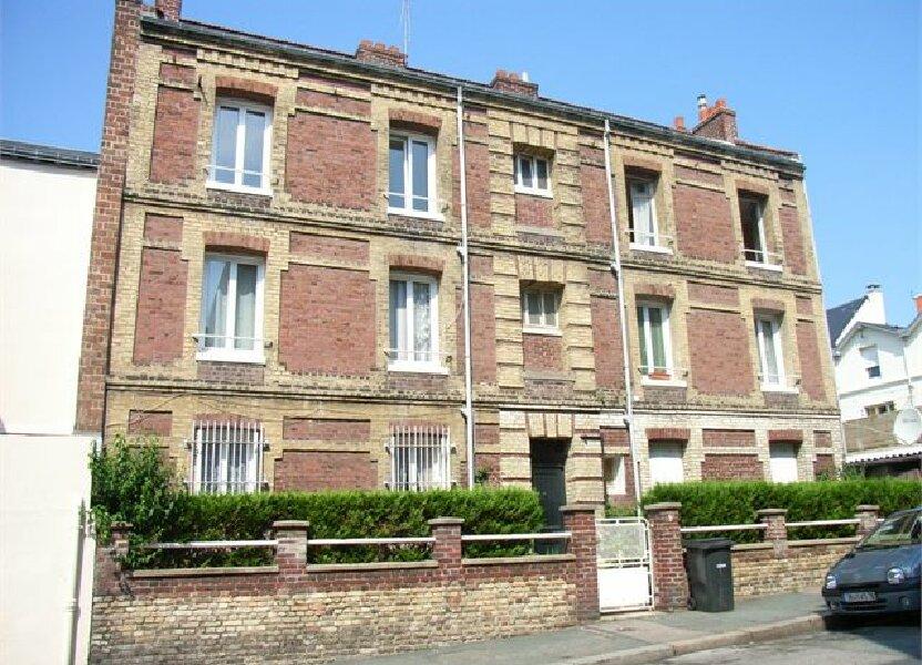 Appartement à louer 22.46m2 à Le Havre