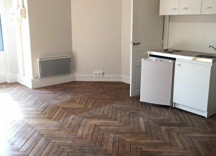 Appartement à louer 33.21m2 à Pont-Audemer