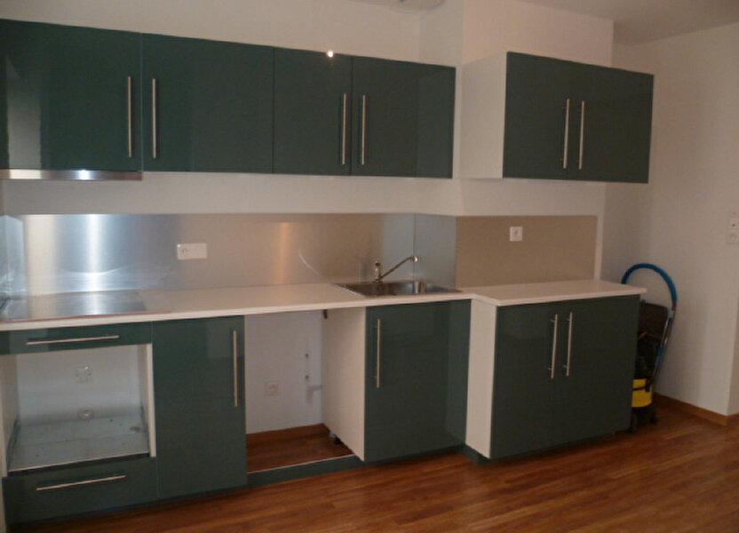 Appartement à louer 64.23m2 à Bourg-Achard