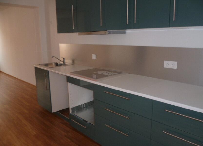 Appartement à louer 61.87m2 à Bourg-Achard