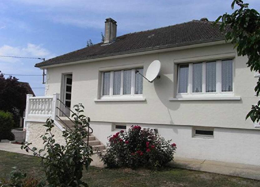 Maison à louer 56.6m2 à Bourg-Achard