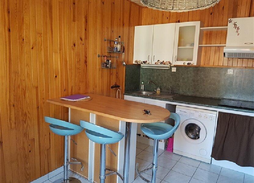 Appartement à louer 24.69m2 à Le Havre