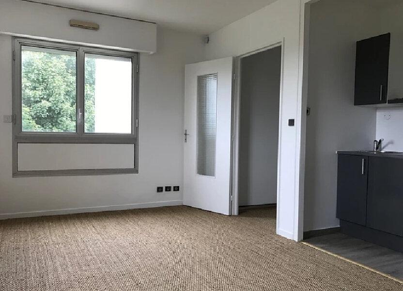 Appartement à louer 25m2 à Sainte-Adresse