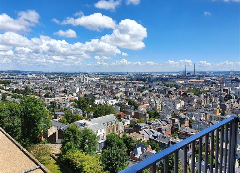 Appartement à louer 89.77m2 à Le Havre