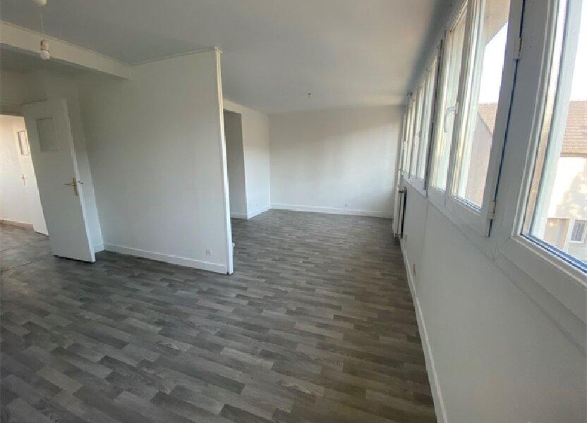Appartement à louer 58.85m2 à Le Havre