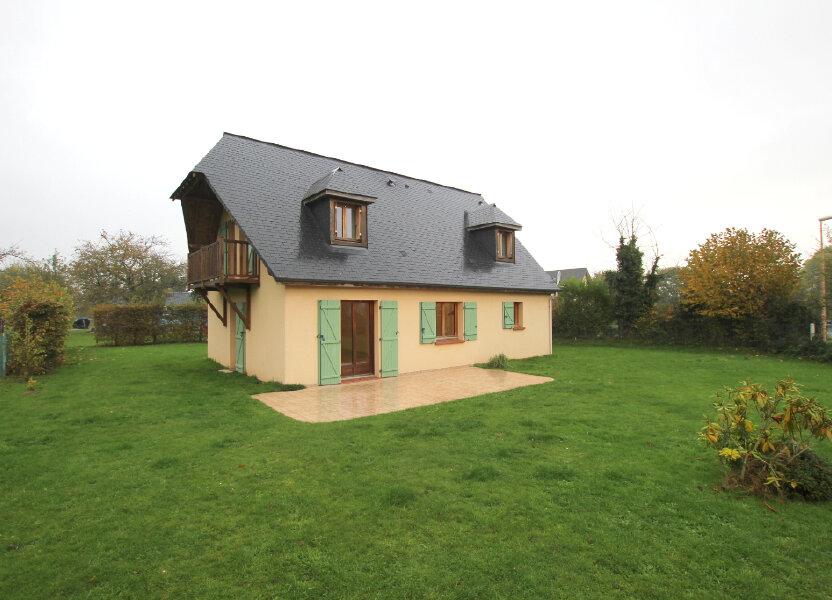 Maison à louer 102.37m2 à Berville-sur-Mer