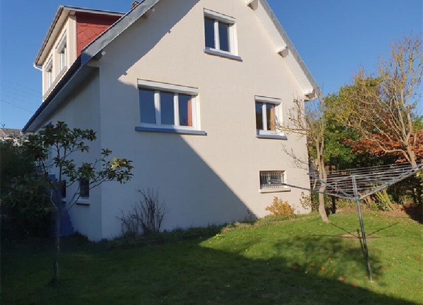 Maison à louer 155m2 à Sainte-Adresse