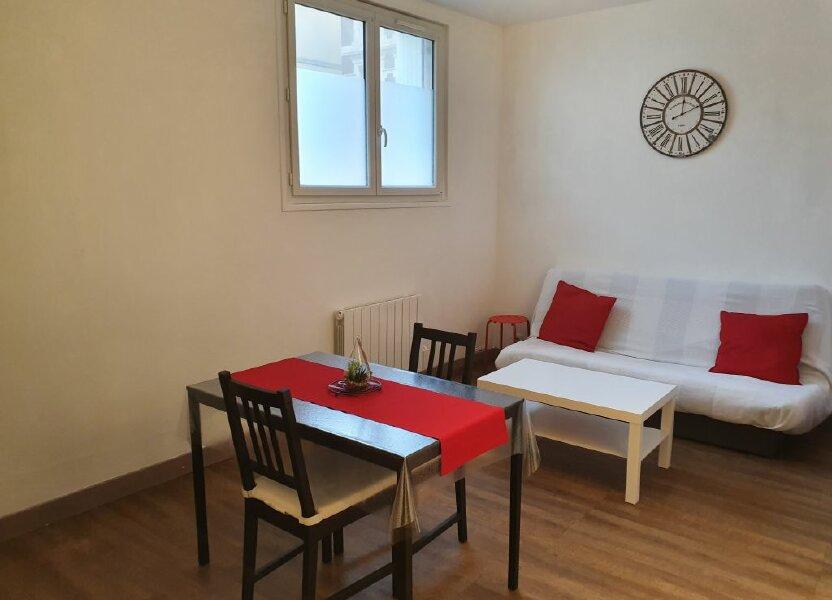 Appartement à louer 24.2m2 à Le Havre