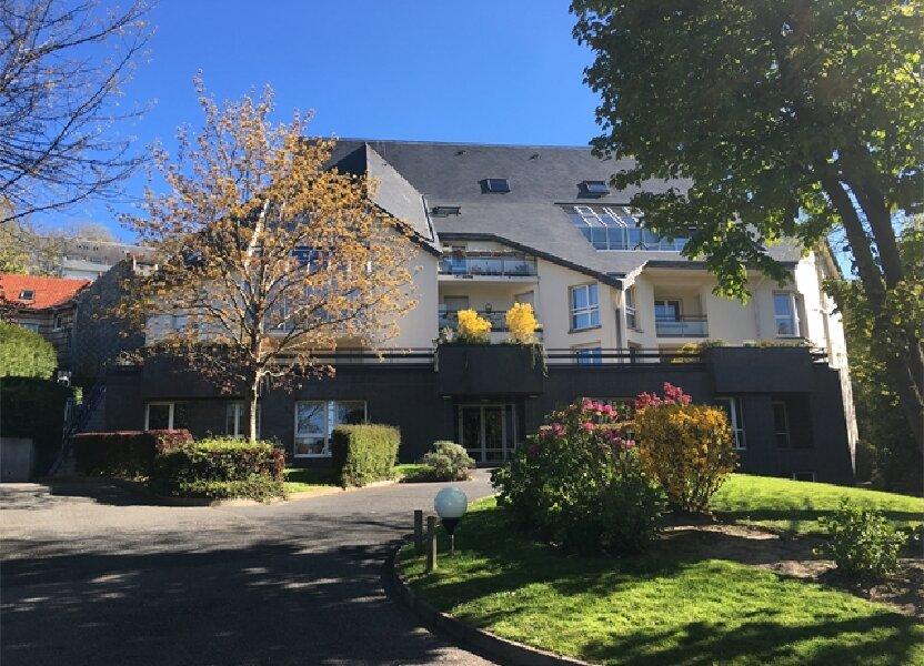 Appartement à louer 87.6m2 à Sainte-Adresse