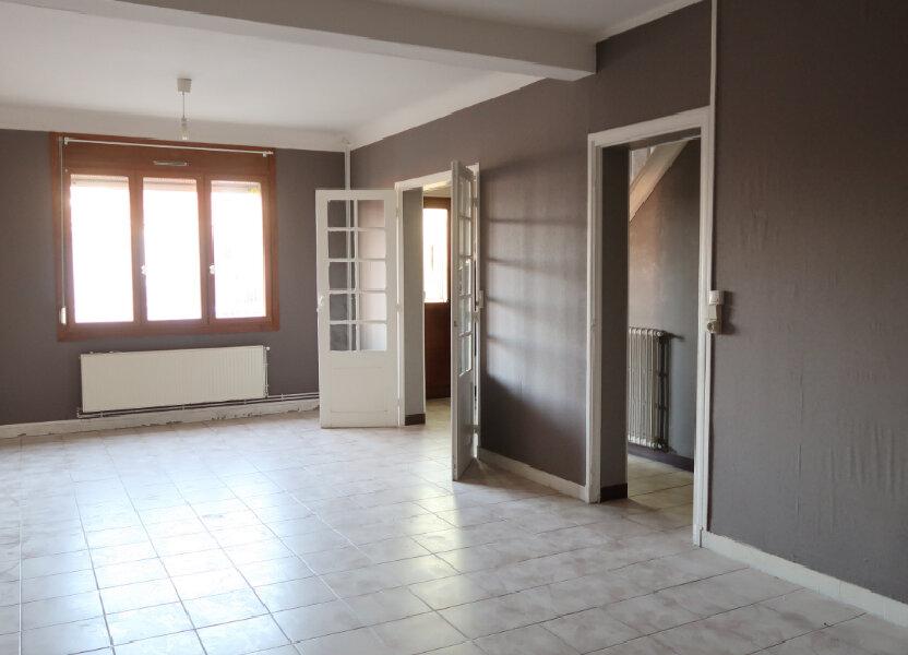Maison à louer 84m2 à Tergnier