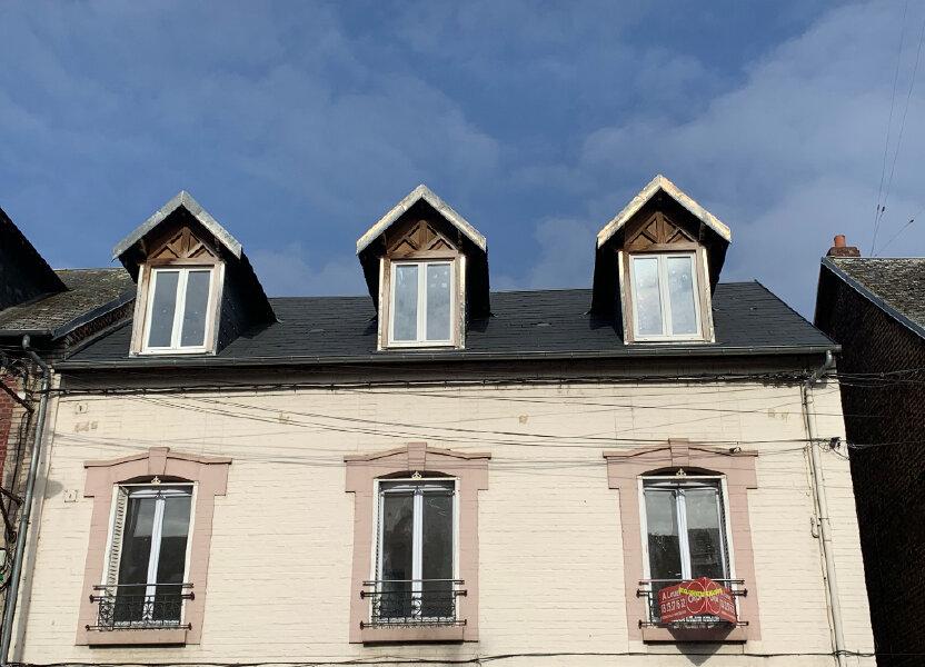 Appartement à louer 63.75m2 à Tergnier
