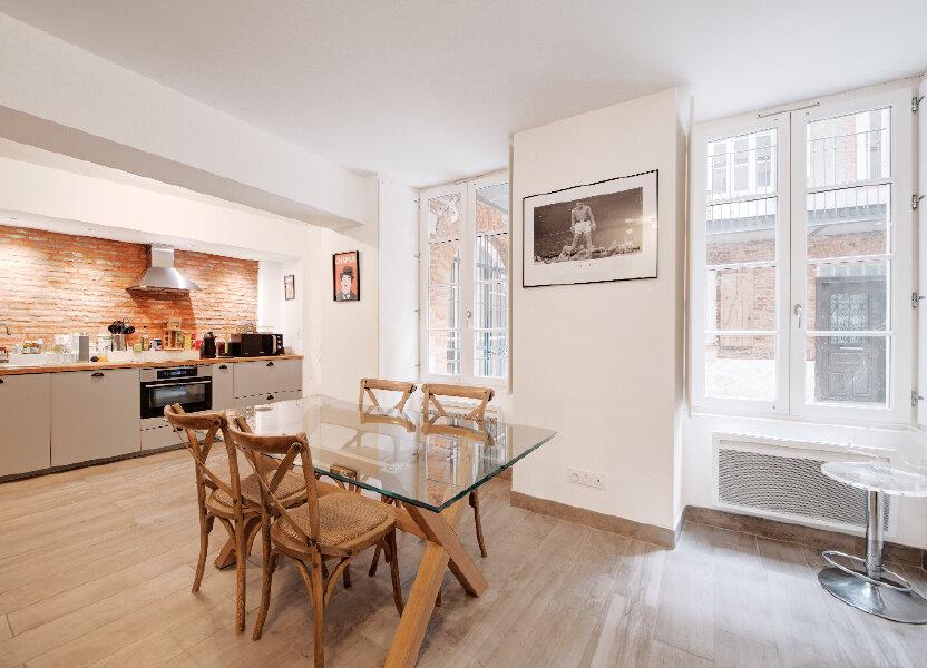 Appartement à vendre 81.32m2 à Toulouse