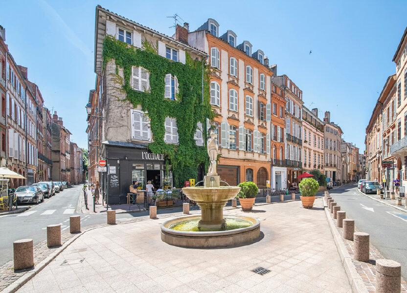 Appartement à louer 59.1m2 à Toulouse