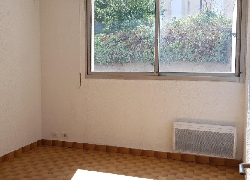 Appartement à louer 21.28m2 à Nîmes