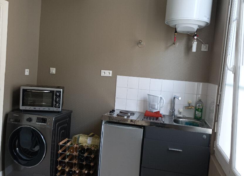 Appartement à louer 25m2 à Clermont