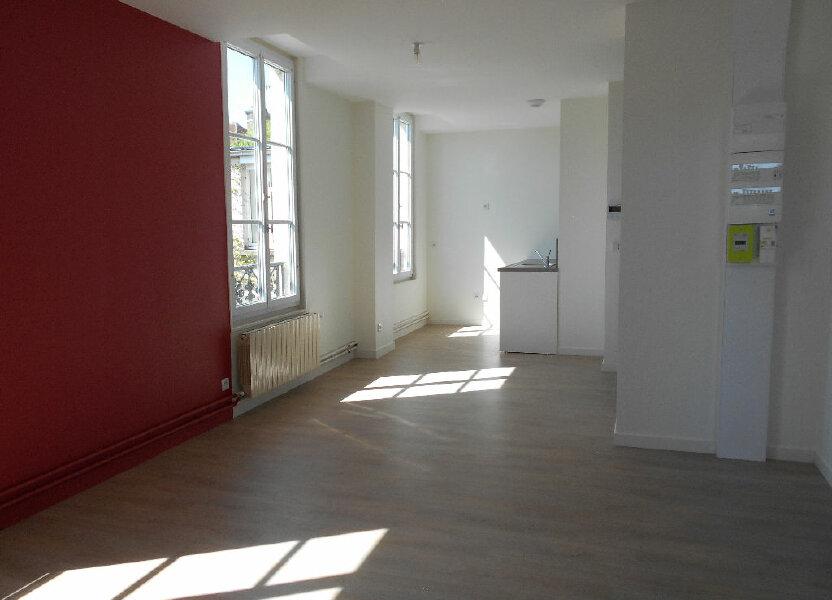 Appartement à louer 51.65m2 à Clermont