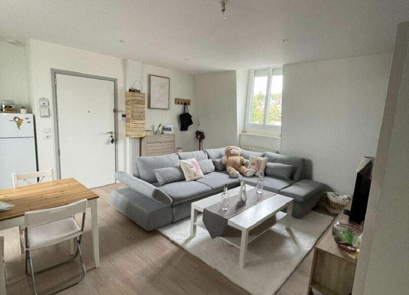 Appartement à louer 40.95m2 à Clermont