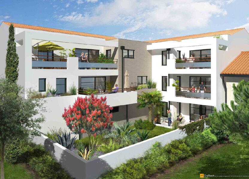 Appartement à vendre 72.3m2 à La Rochelle