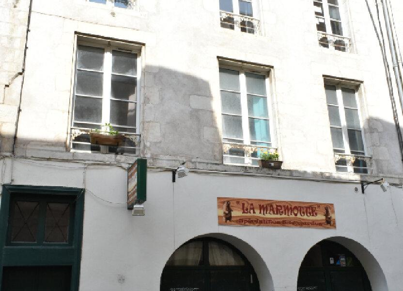 Appartement à louer 43.3m2 à La Rochelle