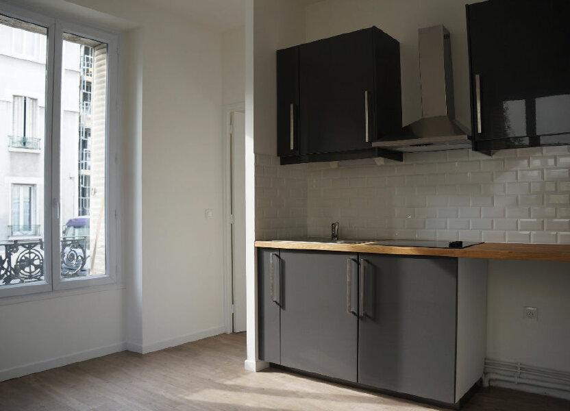 Appartement à louer 24m2 à Aubervilliers
