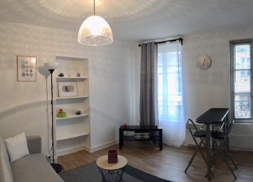 Appartement à louer 25.83m2 à Aubervilliers