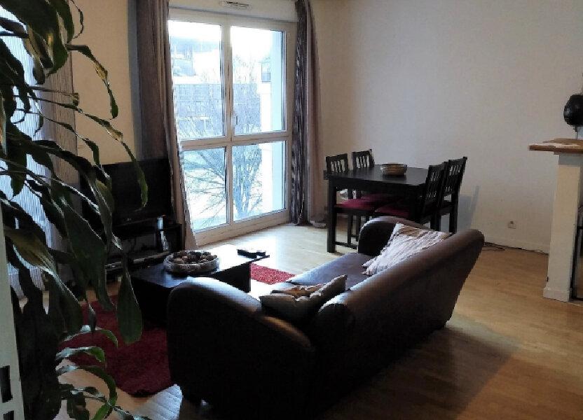 Appartement à louer 47m2 à Saint-Denis