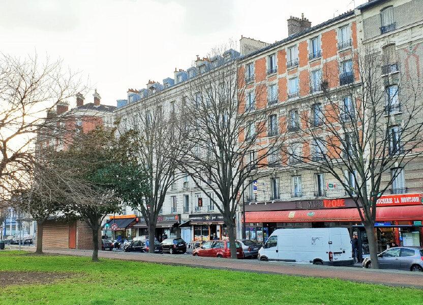 Appartement à vendre 17m2 à Saint-Denis