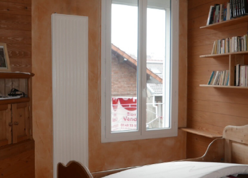 Appartement à vendre 44.3m2 à Aubervilliers