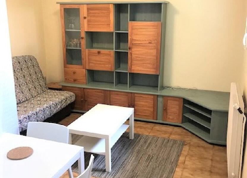 Appartement à louer 18.25m2 à Drancy