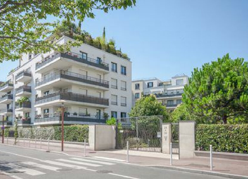 Appartement à louer 53.47m2 à Issy-les-Moulineaux