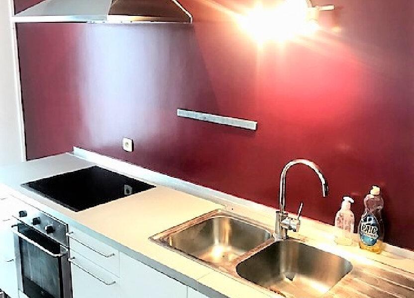 Appartement à louer 76.87m2 à Saint-Denis