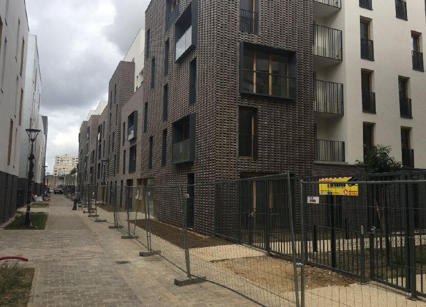 Appartement à louer 85m2 à Aubervilliers