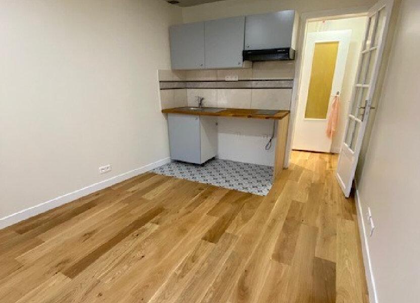 Appartement à louer 16m2 à Aubervilliers