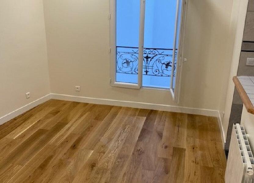 Appartement à louer 19m2 à Aubervilliers