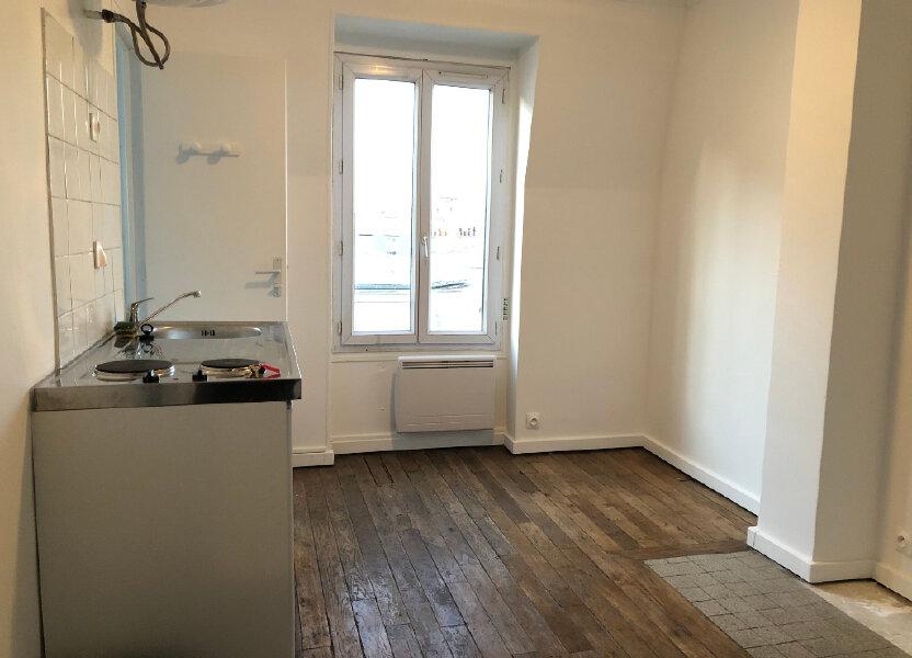 Appartement à louer 13m2 à Paris 17