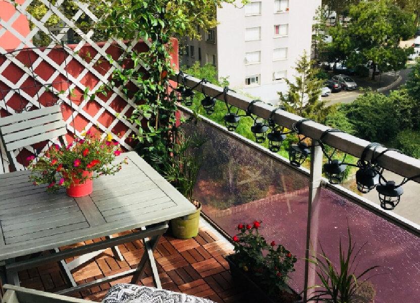 Appartement à louer 43m2 à Saint-Denis