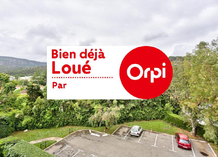 Appartement à louer 28.91m2 à Mandelieu-la-Napoule