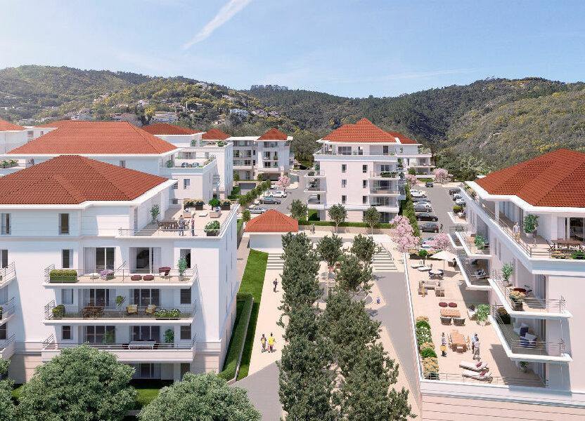 Appartement à vendre 60.83m2 à Mandelieu-la-Napoule