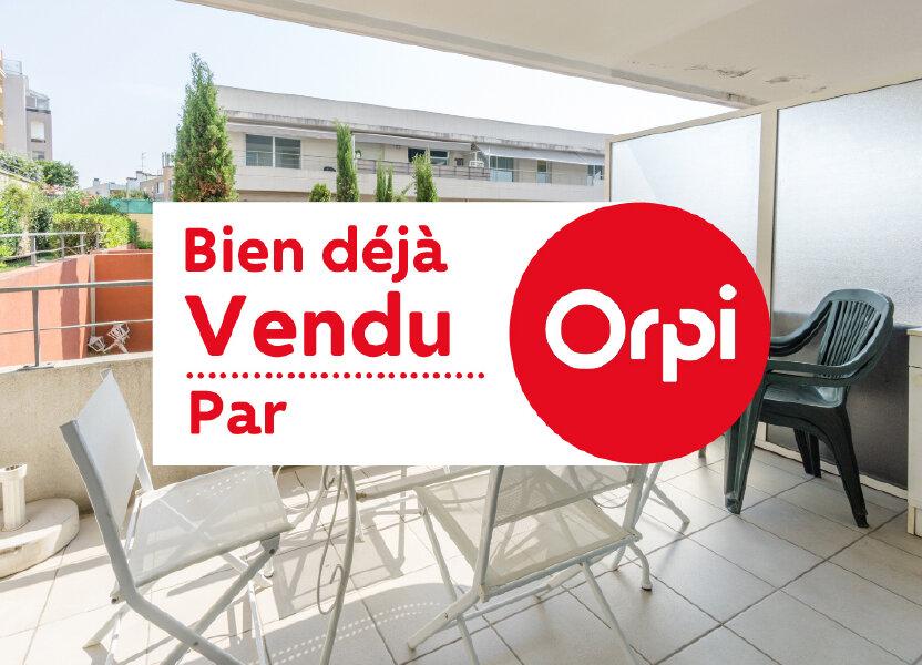 Appartement à vendre 36.88m2 à Mandelieu-la-Napoule
