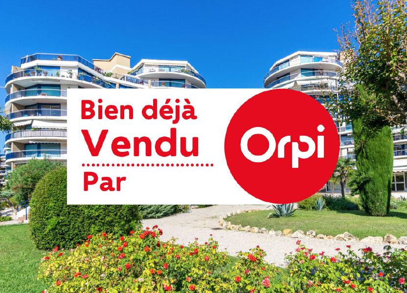 Appartement à vendre 51.75m2 à Mandelieu-la-Napoule
