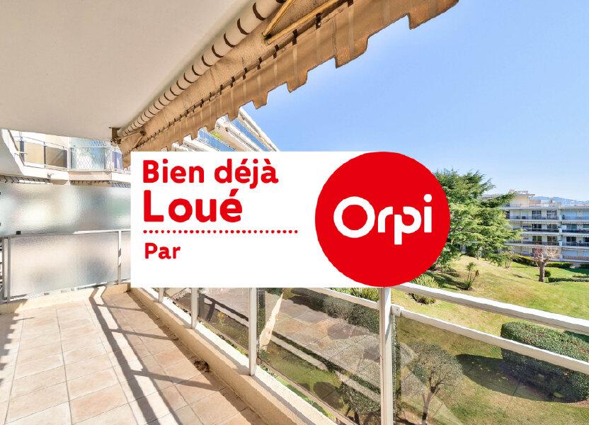 Appartement à louer 70.97m2 à Mandelieu-la-Napoule