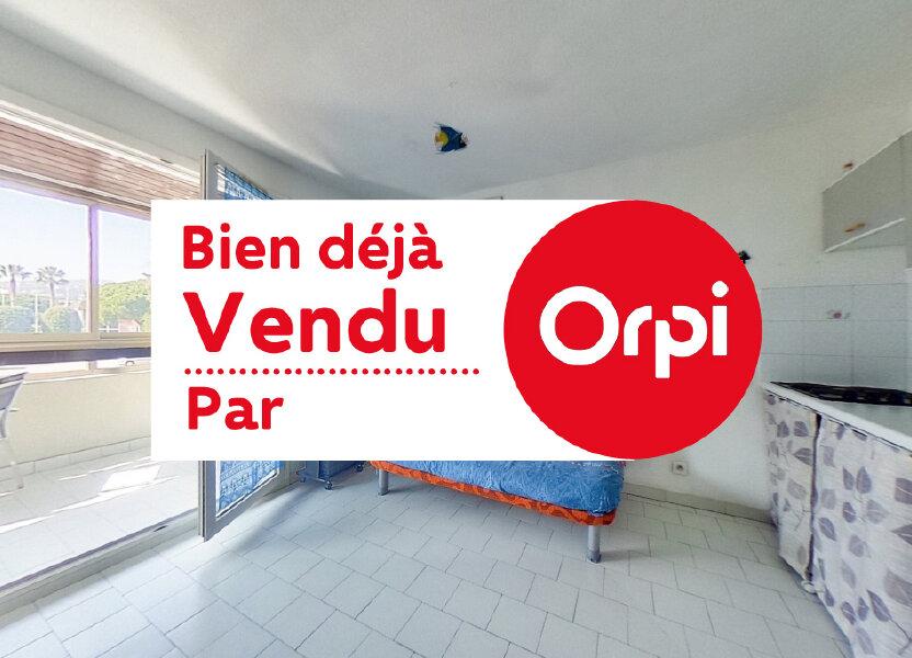 Appartement à vendre 27.82m2 à Mandelieu-la-Napoule