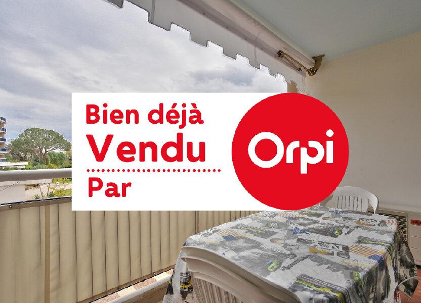 Appartement à vendre 28.77m2 à Mandelieu-la-Napoule