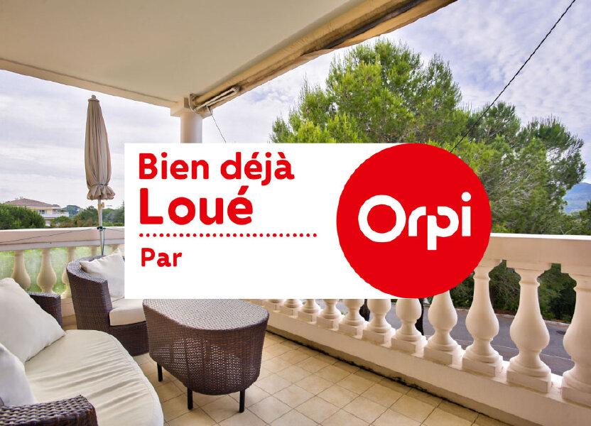 Appartement à louer 62.05m2 à Mandelieu-la-Napoule