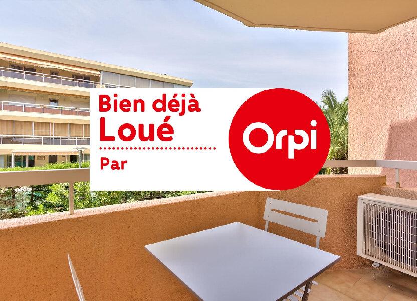 Appartement à louer 51.25m2 à Mandelieu-la-Napoule